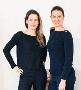 Jungrad.Design Team Katharina Konrad und Anna Lina Junghänel