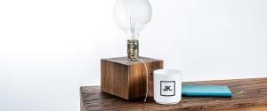 JK Designermöbel Lampe