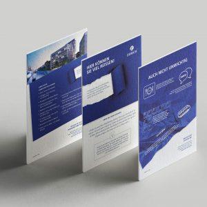 Karten für Zurich Versicherung