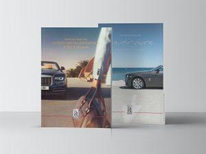 Rolly Royce Roadbook